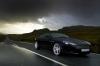 DB9 Aston Martin driving